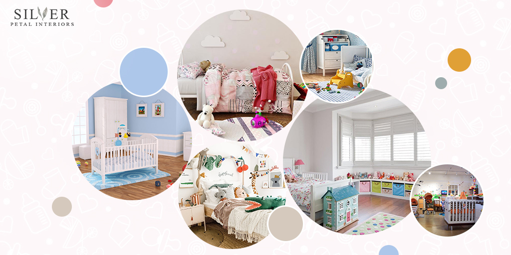 nursery set up ideas for small rooms