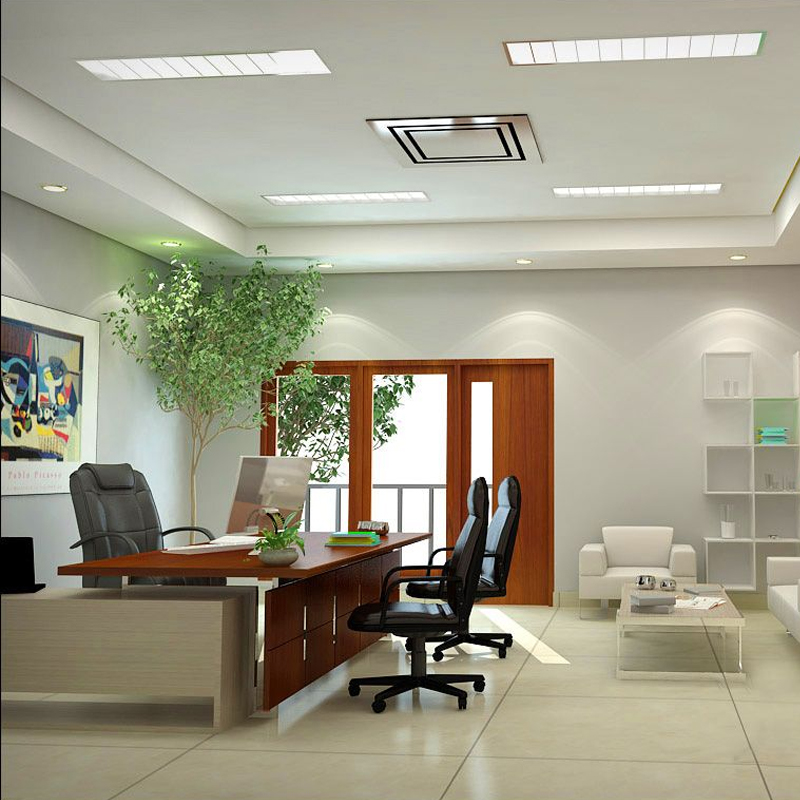 Interior Design for Commercial Spaces